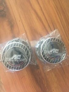 Wheel Caps Ac Schnitzer Driver S Collection For Bmw