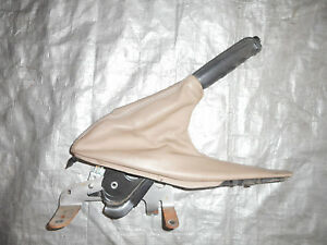 1996 2002 Bmw Z3 Hand Brake Boot Lever Cover Beige Leather E36