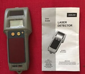 Porter cable Robo Toolz Red Beam Rotary Laser Receiver