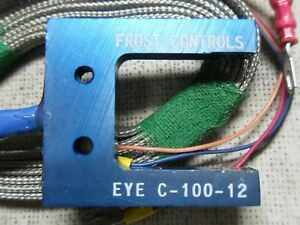 rr1 1 1 New Frost Controls Eye c 100 12 Photoelectric Thru Beam
