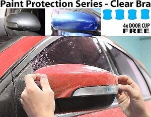 Paint Protection Clear Bra Film Mirror Kit Precut For 2016 Subaru Outback