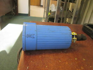 Hubbell Hubbellock Receptacle 60a 600v Used