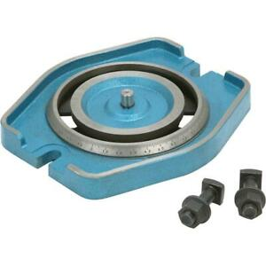 T10146 Grizzly Swivel Base For T10145 5 Hydraulic Milling Vise