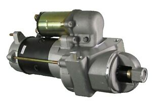 New Chevy Gmc Truck Starter 6 2 6 5 Diesel High Torque 6468