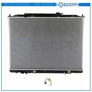 New Aluminum Radiator Fits Cu13065 For Honda Pilot Ridgeline 2009 2013 3 5l V6