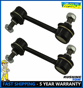 Rear Sway Bar Link Kit Pair For Acura Chevrolet Prizm Lexus Camry Toyota Corolla