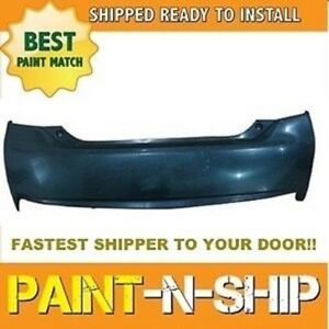 Fits 2014 2015 Toyota Prius Rear Bumper G S Painted To Match To1100280
