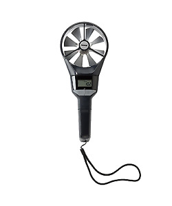Tsi alnor Rva801 Rotating Vane Anemometer For Air Velocity Air Volume
