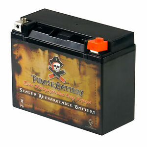 Ytx24hl bs High Performance Maintenance Free Sealed Agm Motorcycle Battery