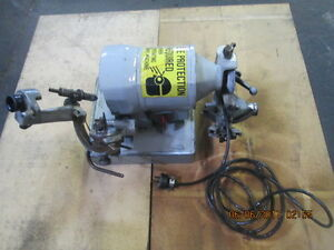 Christen Drill Grinder Lc 21_swiss Made_hard To Find Item_powers On And Works_