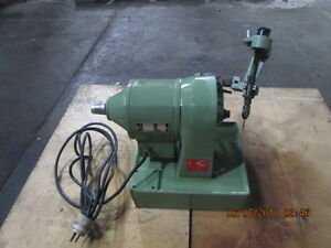 Christen Drill Grinder Lc 21 1_swiss Made_hard To Find Item_powers On And Works