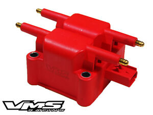 Racing High Output Energy Ignition Replacement Coil For 03 05 Dodge Neon Srt4