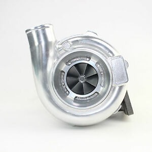 Gt30 Gt3076 Universal Performance Turbo Charger A r 63 4 Bolts T3 Flange