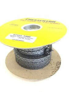 Chesterton 1400 Graphite Tape Packing 1 2 h207