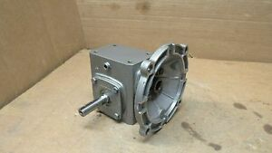 Boston Gear 700 Series 15 1 Ratio Right Angle Gearbox Speed Reducer