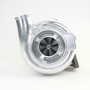 Gt30 Gt3076 Universal Performance Turbo Charger A R 82 T3 Flange V Band