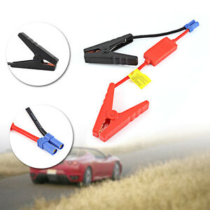 1pc 160a Jump Starter Charger Cable Auto Battery Clip Clamp Car Part Pickup Co