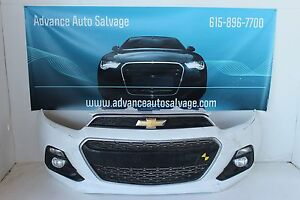 Front Bumper Chevy Spark 16 2016