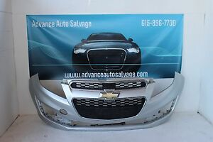 Front Bumper Chevy Spark 14 2014