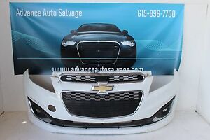 Front Bumper Chevy Spark 15 2015