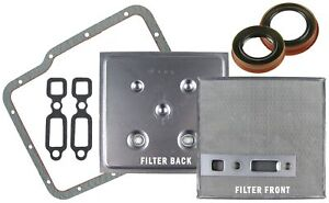 Gm Powerglide Service Kit With Front And Rear Seal