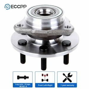 New Front Wheel Hub And Bearings Assembly For Dakota Durango 4x4 4wd