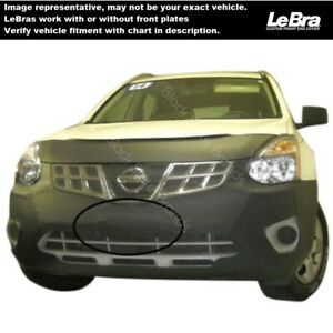 Lebra Front End Mask 551537 01 Fits Nissan Rogue 2011 2012 2013 2014 2015