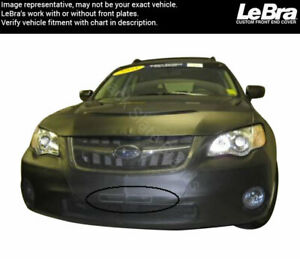 Lebra Front End Mask 551249 01 Fits Subaru Outback 2008 2009