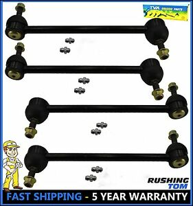 Lexus Es300 Toyota Camry Avalon Highlander 4 Pc Front Rear Sway Bar Link Set