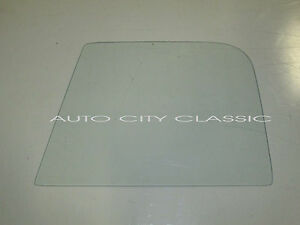 Ford Pickup And Panel Delivery Door Glass Clear 1948 1949 1950 1951 1952