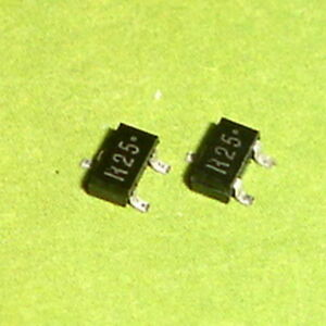 500 Pcs 2sc3356 r25 Sot 23 C3356 Microwave Low Noise Amplifier Npn Transistor
