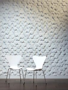Mold Wall Gypsym Panels honeycomb 3d Decorative Plastic Form For Plaster