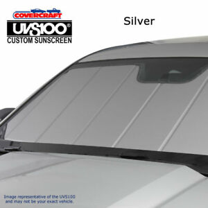Windshield Sun Shade Uv11113sv Fits Dodge Ram And Ram 1500 2019 2018 See Chart