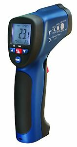 Reed R2005 Infrared Thermometer 30 1 1922 f Integrated Type K Thermocouple