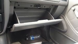 1996 Isuzu Rodeo Right Pass Side Glove Box Storage Compartment 1995 1997 Grey