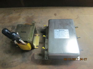 Good Lot Of Tokin Lf 315a Noise Filter L 300 Transformer see Pic _used_as is_