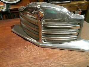 Packard Grill 1948 1949 1950 Good Core Good Condition
