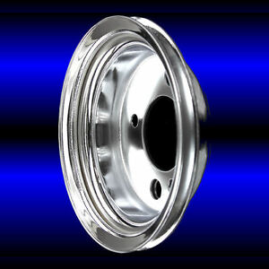 Add On Power Steering Pulley Fits Big Block Chevy 396 427 454 Swp Chrome