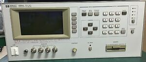 Agilent 4284a Lcr Meter Hp Brand With Opt 201