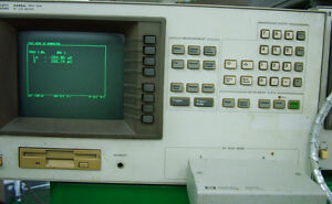 Agilent 4286a Lcr Meter With Head