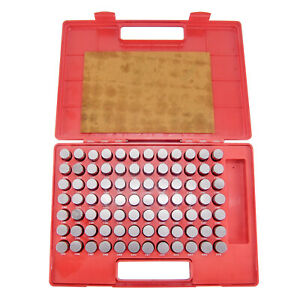 Hfs r Steel Pin Gauge Set 84pcs M7 917 1 000 Class Zz