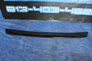 2004 04 Acura Rsx S Aftermarket Hatch Rubber Spoiler Lip Wing K20a2 Dc5 4276