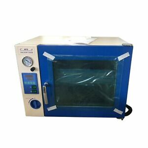 Hfs 1 9 Cuft Stainless Vacuum Oven 10 Shelves Led Lights Extraction Purging