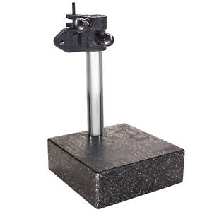 Hfs Granite Surface Check Comparator Stand Plate 6 x6 x2