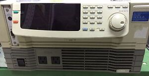 Kikusui Pcr500l Power Supply Ac