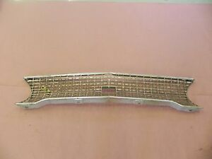 1963 Ford Galaxie 500 Xl Grille Sunliner Convertible Excellent Driver Condition
