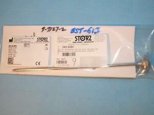 Storz 28136bc Blunt Obturator For 4mm Arthroscopy Sheaths New