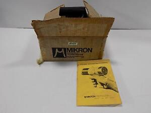 Mikron Portable Infrared Thermometer M10 Nib