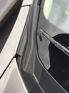 New Oem 2008 2013 Nissan Rogue Passenger Right Side Cowl Extention Trim