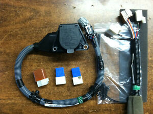New Oem 2005 2020 Nissan Frontier 7 Pin Trailer Tow Harness Kit Complete